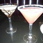 Chocolate Martini, Ruby Red Martini
