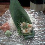 Kumamoto Oyster sashimi
