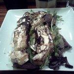 Eggplant Salad!