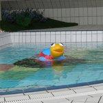 area piscina per bambini