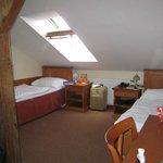 Last Floor Room