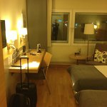 Overview room 414