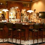 The Game Room bar