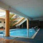 Interior pool/spa