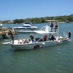 Seagrape boat