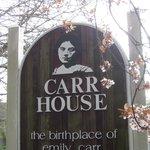 Emilty Carr House