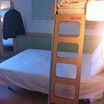 Room 315 Double + bunk