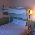 Room 315 - double + bunk
