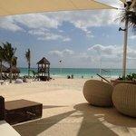 bar vista spiaggia