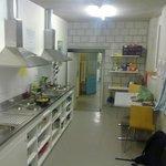 Cozinha coletiva