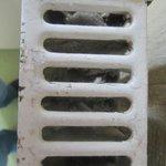 le radiateur !!