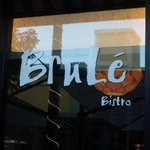 An Evening at Brule Bistro