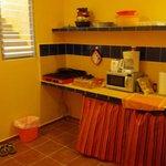 Casa Zuzy Kitchen