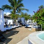 VIP Beach Cabanas