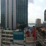 Panorama from my room 1303