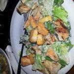 Grilled chicken Caesar $2.95 happu hour