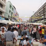 Krabi Town - Night Market on Friday, Saturday & Sunday
