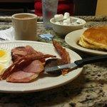 Pancake Supreme Meal