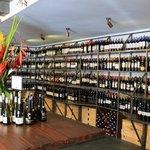 More than 6000 bottles on offer