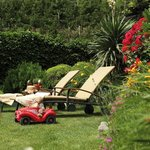 Ruheoase im Garten