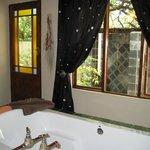 Sunbird -bathroom