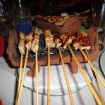 Pork/Chicken Sate