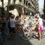 Bike Tour Barcelona
