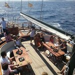 Sailing the Mediterranean, boat tours