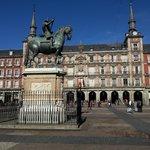 Enjoy Plaza Mayor in Madrid