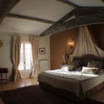 la chambre Roméo et Juliette