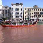 Historical Venice Regata