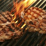 Enjoy a traditional steakhouse experience