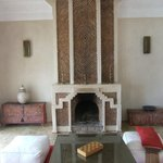 Fireplace for cold weather