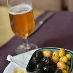 Maroccan olive..Yummy!!