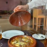Ask for your tagine