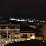 Vista de la Città Alta desde el balcón