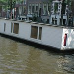 The Prinsenboat