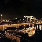"The famous 'Skinny Bridge"""