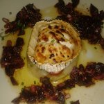 Amazing Goats Cheese Tart