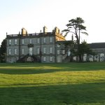 The picturesque Dalmahoy Hotel