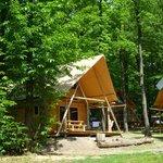 Foto di Camping Huttopia Versailles
