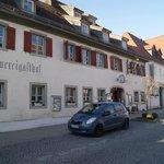 schöner Denkmalgeschützter Brauereigasthof