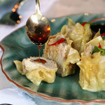 Chicken & Prawn Dumplings