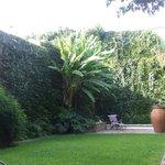 garden at Cabrera