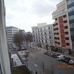 Blick Richtung U-Bahn Station Wittenbergplatz