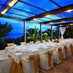 Taverna terrace