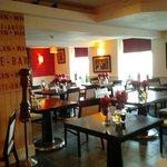 Restaurant Layout 1
