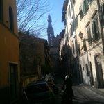 von Orti di Cimabue nach St. Croce