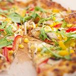 Tasty chilli's pizza...