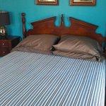 Uranus, the bed.
